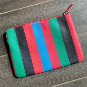 Urban Outfitters Vegan Leather Pouch Clutch